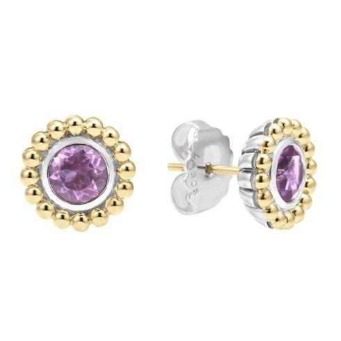 $237.50 Retired Style! ONLY 1 LEFT! Amethyst Gemstone Earrings