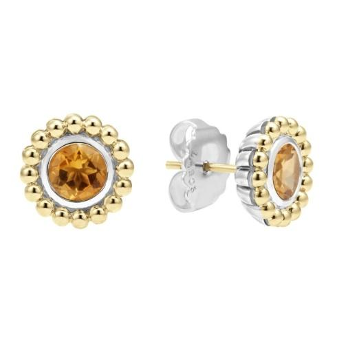 $237.50 Retired Style! ONLY 1 LEFT! Citrine Gemstone Earrings