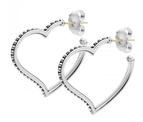 $250.00 Heart earrings