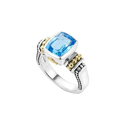 $575.00 Blue Topaz Ring
