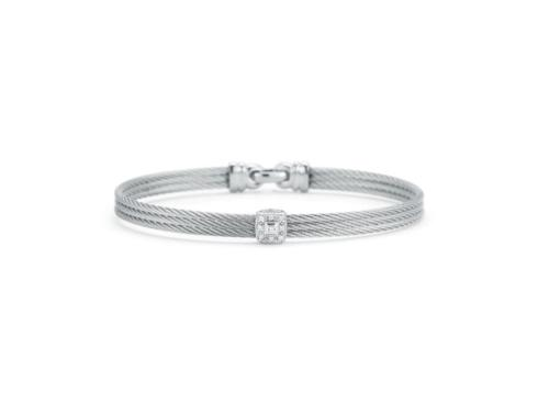 $395.00 Diamond Bangle Bracelet