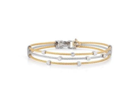 $895.00 Bangle Bracelet with Diamonds