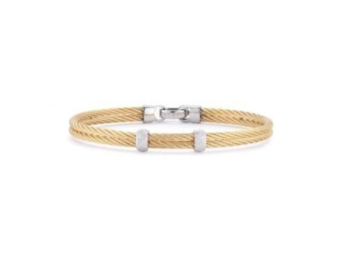 $850.00 Bangle Bracelet with Diamonds