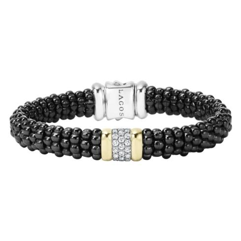 $1,500.00 Diamond Caviar Bracelet