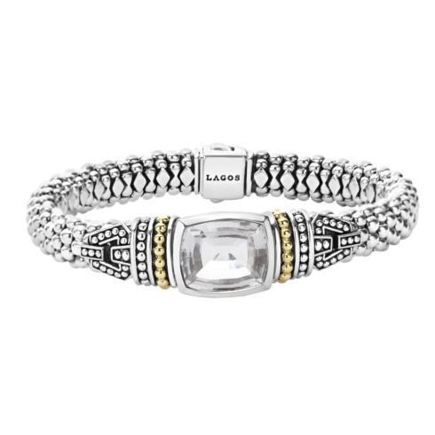 $995.00 White Topaz Bracelet