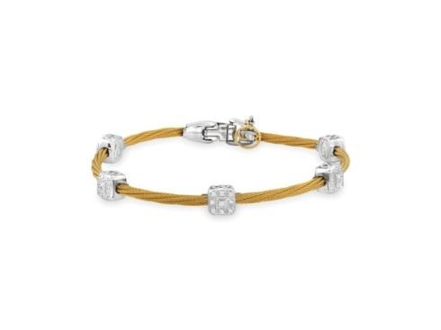 $1,250.00 Bangle Bracelet with Diamonds