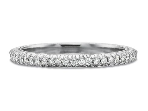$10,000.00 Micro Prong Eternity Band