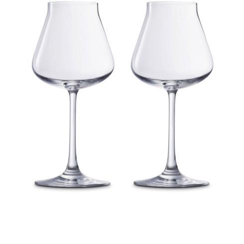 $285.00 CHÂTEAU BACCARAT GLASS XL RED WINE PAIR