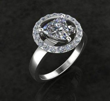 $0.00 unique  ring custom design