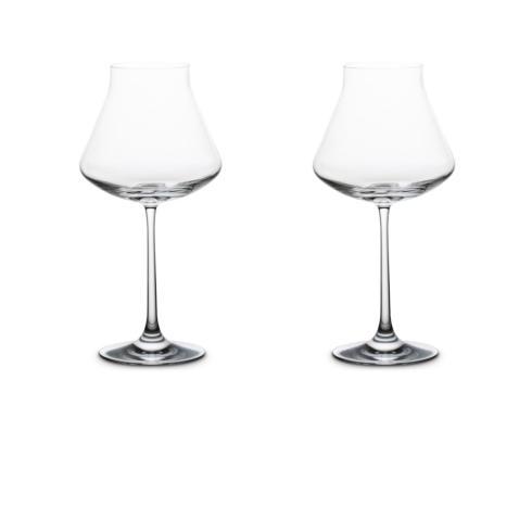 $260.00 Extra Large Glass Set of 2