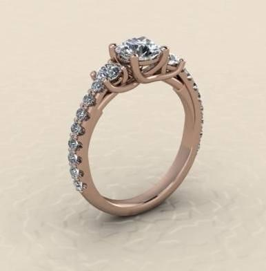 $0.00 engagement ring