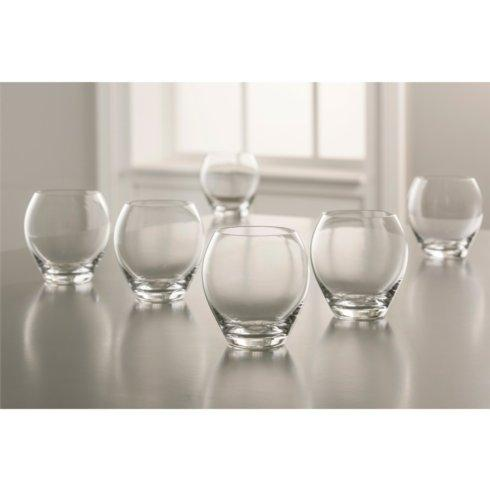 $24.95 GALWAY LIVING CLARITY TUMBLER SET OF 6