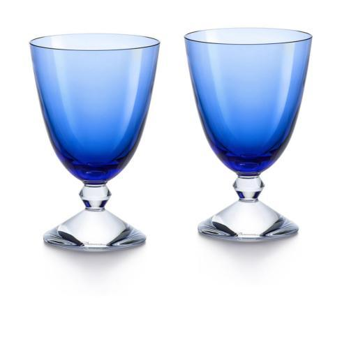 $480.00 VÉGA GLASS SMALL BLUE PAIR