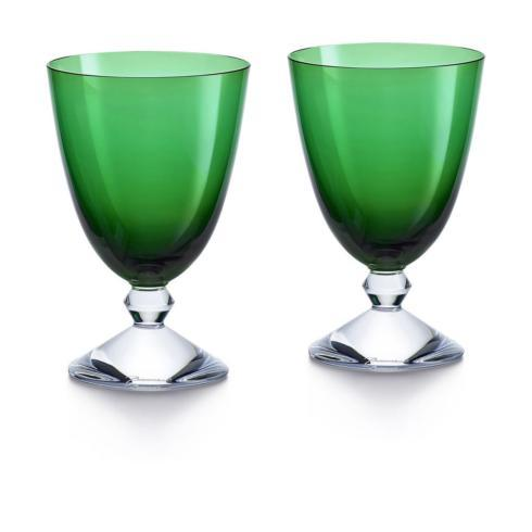 $480.00 VÉGA GLASS SMALL GREEN PAIR