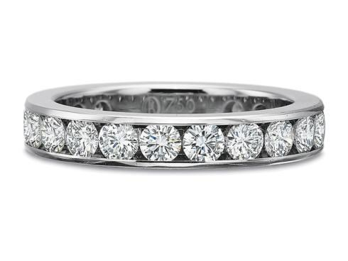 $10,000.00 2ctw Full Round Channel Set Diamond Band