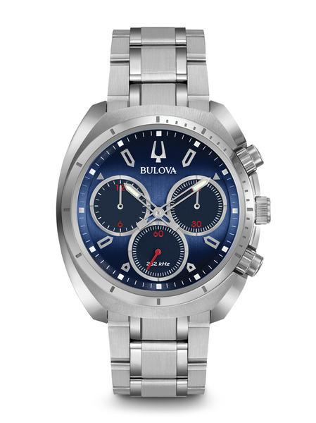 $524.25 Men\'s Curv Chronograph watch
