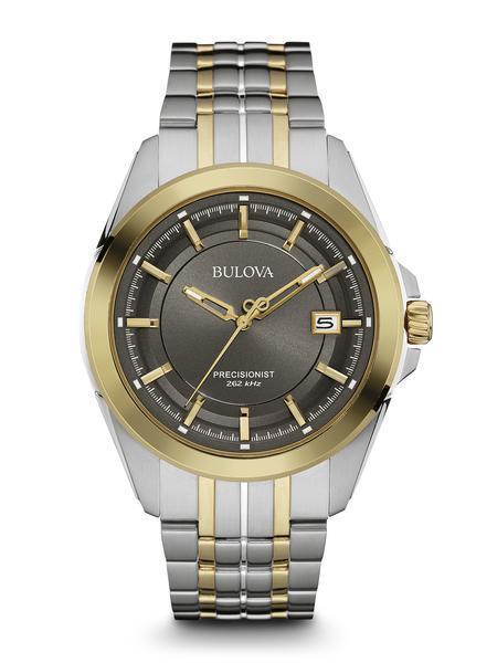 $337.50 Men\'s two-tone Precisionist Watch