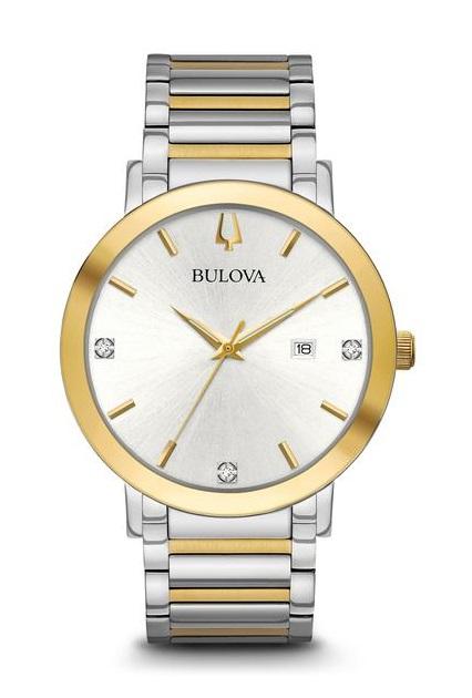 $296.25 Men\'s Modern Diamond Watch