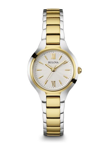 $149.25 Ladies Classic two-tone watch