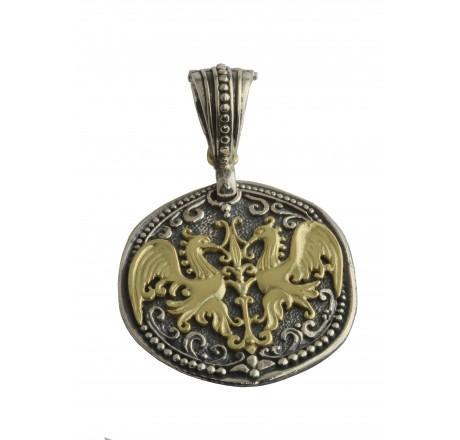 $1,020.00 Bird and Tree of Life Pendant