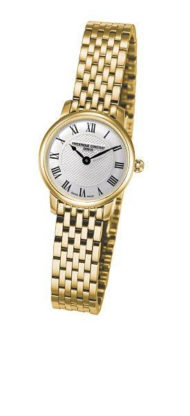 $647.50 Slim Line Mini Ladies Gold Plate