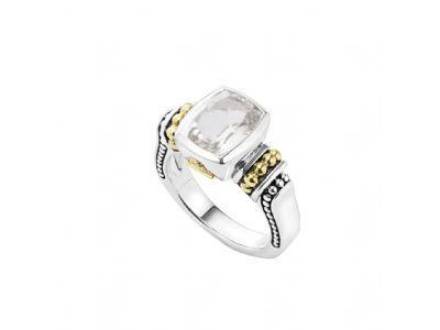 $495.00 White Topaz Ring