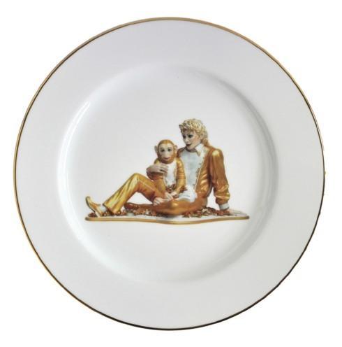 $160.00 Service Plate