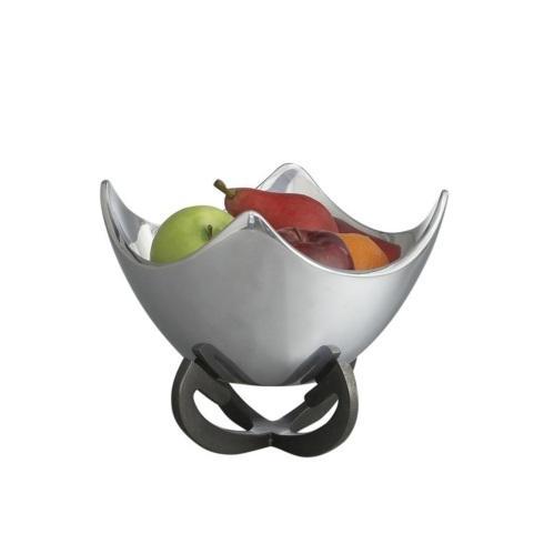 $175.00 Scroll Bowl 9 Inch