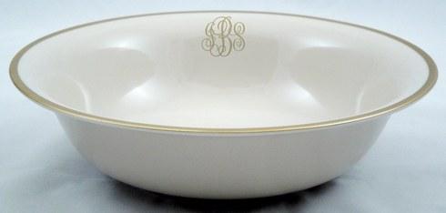 $209.00 Signatue Medium Round Bowl Monogram
