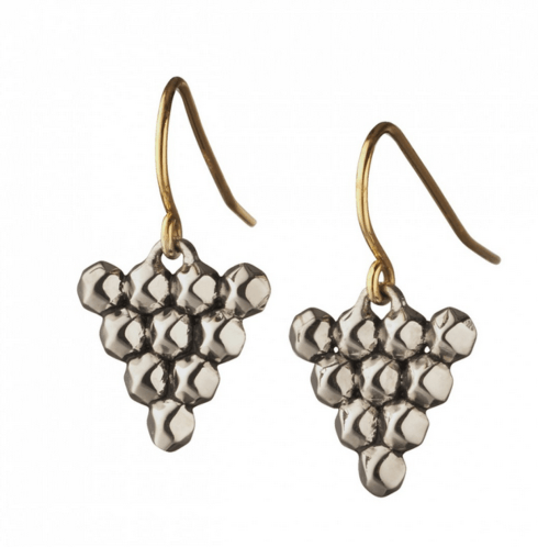 $295.00 Inverted Triangle Earrings
