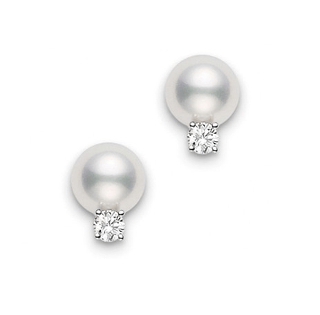 $780.00 Studs with Diamonds