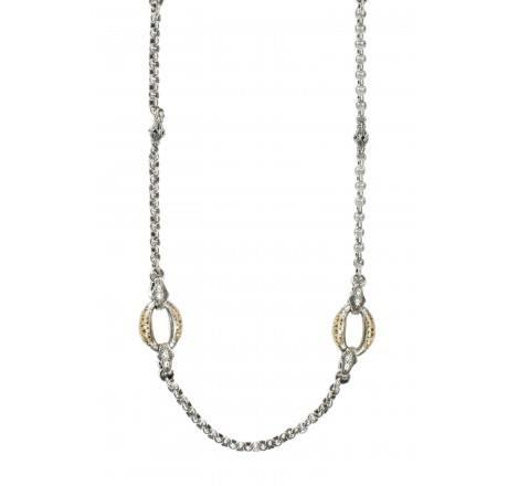 $890.00 18 Inch Daphne Necklace