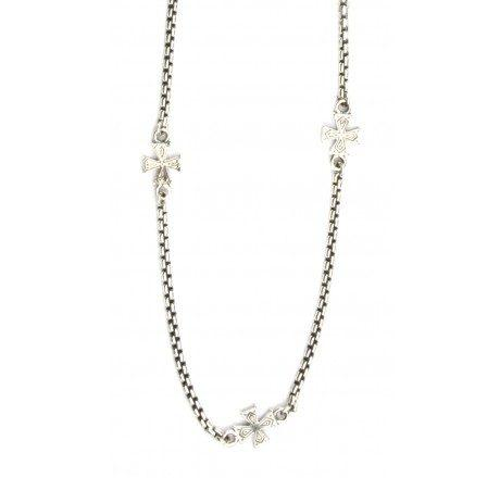 $545.00 36 Inch Cross Necklace