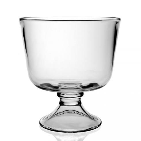 $152.00 Footed Trifle Bowl