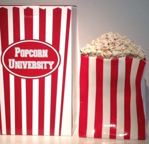 $89.00 Red Popcorn box