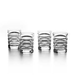 $95.00 Shot Glass Set of 4