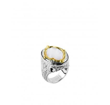 $830.00 Mother of Pearl Ring