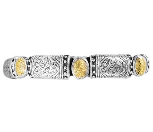 $1,680.00 Oval Station Bracelet