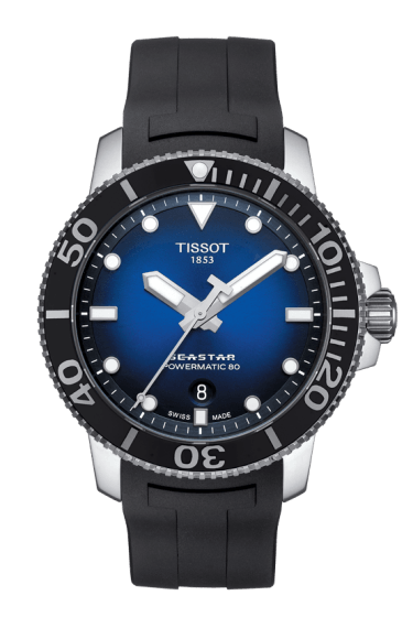 $556.00 Tissot Seastar 1000 Powermatic 80