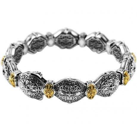 $1,495.00 Etched Bracelet