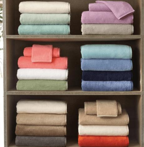 $49.00 Milagro Bath Towel, Linen