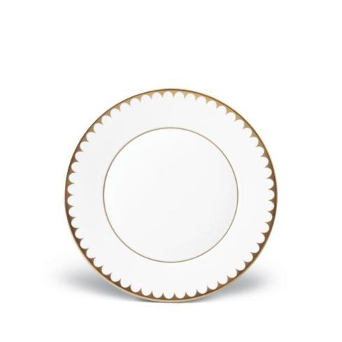 $112.00 Aegean Filet Gold Dessert Plate