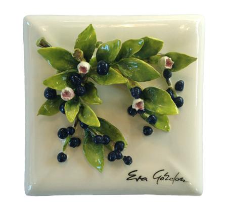 $140.00 Blueberry Tile