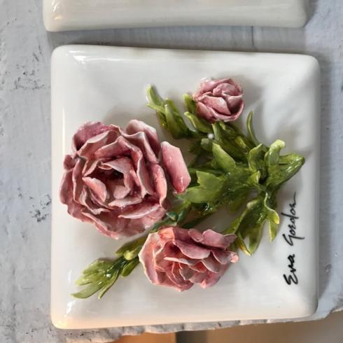 $140.00 Rose Tile