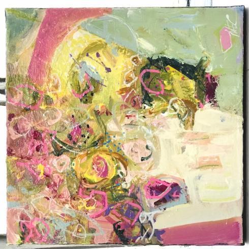 $100.00 Romantic Intent by Elizabeth Chapman