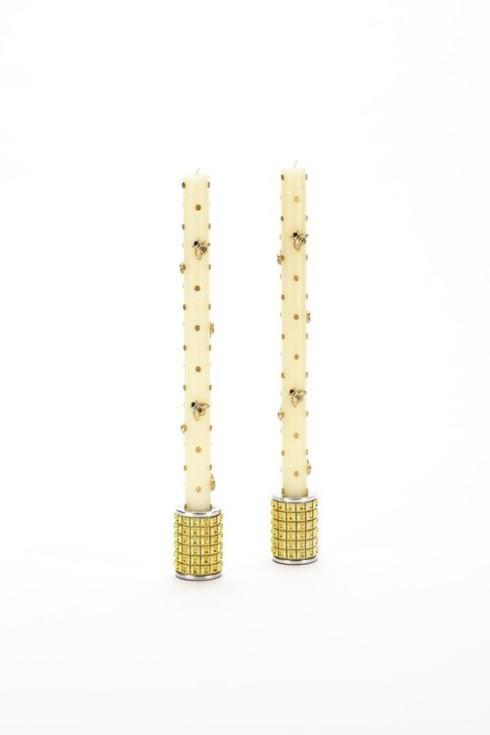 $22.00 Bee Taper Candles
