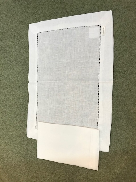 $52.00 Napkins pack of four