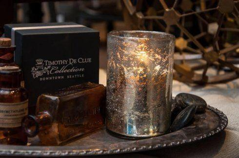 """$48.00 """"Bibliothèque"""" Bespoke scented candle By Timothy De Clue"""