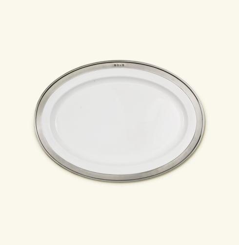 $335.00 Convivio Oval Serving Platter