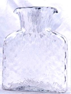 $64.00 Water Bottle Diamond - Crystal